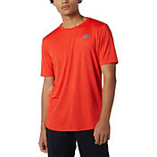 New Balance Men's Q Speed Fuel Short Sleeve T-Shirt