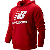 New Balance Men's Essentials Stacked Hoodie