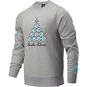 New Balance Men's Kawhi Xmas Sweater