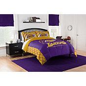 Northwest Los Angeles Lakers Reverse Slam King Comforter Set
