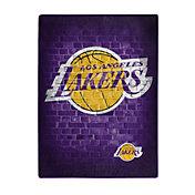 Los Angeles Lakers 50'' x 60'' Street Play Raschel