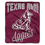Texas A&M Aggies 50'' x 60'' Alumni Raschel