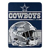 Dallas Cowboys 46'' x 30'' Run Micro Raschel