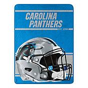 Carolina Panthers 46'' x 30'' Run Micro Raschel