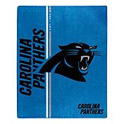 Carolina Panthers 50'' x 60'' Restructure Raschel