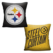 Northwest Pittsburgh Steelers Invert Pillow