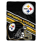 Pittsburgh Steelers 60'' x 80'' Slant Raschel