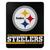 Northwest Pittsburgh Steelers 50'' x 60'' Split Wide Fleece Blanket