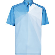 Oakley Men's Golf Swing Short Sleeve Polo Shirt