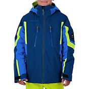 Obermeyer Junior's Mach 11 Winter Jacket