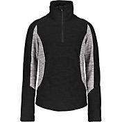 Obermeyer Junior's Clara ¼ Zip Long Sleeve Shirt