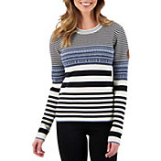 Obermeyer Women's Olive Crewneck Sweater