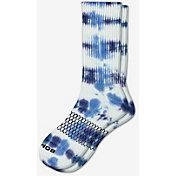 Bombas Men's Tie Dye Calf Socks
