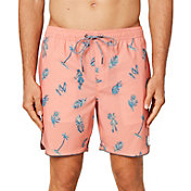 O'Neill Men's White-Out Volley Board Shorts