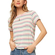 O'Neill Women's Audrey Short Sleeve Top