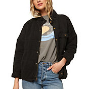 O'Neill Women's Mable Knit Quilted Jacket