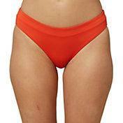 O'Neill Women's Saltwater Solids Banded Bikini Bottoms