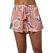 O'Neill Women's Vickie Floral Shorts
