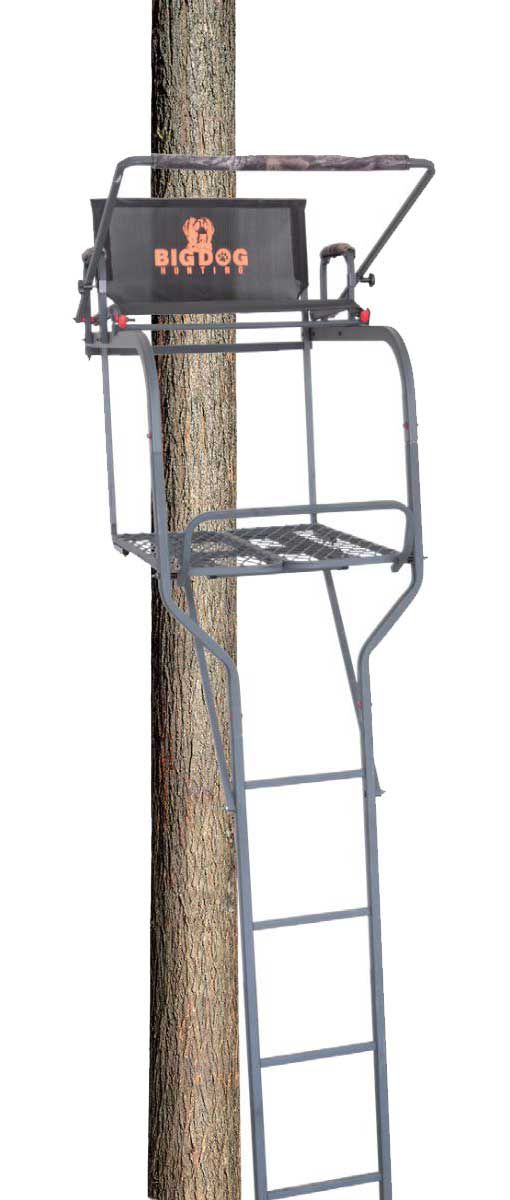 Big Dog Hunting 18' Rampage Ladder Stand thumbnail