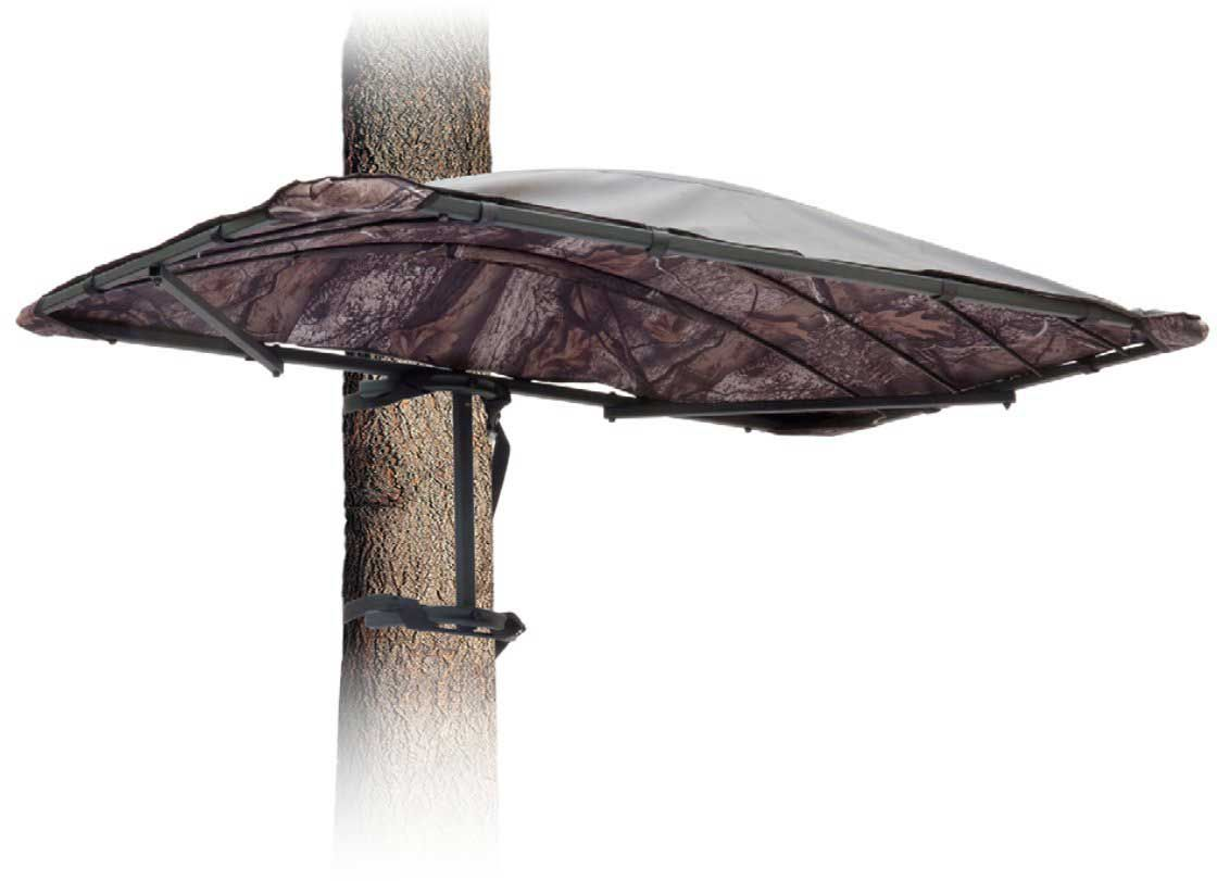 Big Dog Hunting Deluxe Universal Treestand Roof Kit