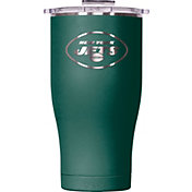 ORCA New York Jets 27oz. Laser Etch Chaser