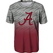 Outerstuff Youth Boys' Alabama Crimson Tide Crimson Stadium T-Shirt