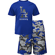 Gen2 Youth 4-7 Los Angeles Dodgers Blue Major Set