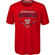Gen2 Youth Washington Nationals Red 4-7 Eat My Dust T-Shirt