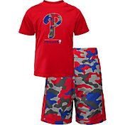 Gen2 Youth 4-7 Philadelphia Phillies Red Major Set