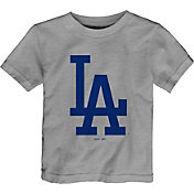 Gen2 Youth Toddler Los Angeles Dodgers Grey Mascot T-Shirt