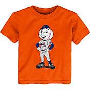 Gen2 Youth Toddler New York Mets Orange Mascot T-Shirt