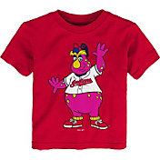 Gen2 Youth Toddler Cleveland Indians Red Mascot T-Shirt