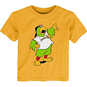 Gen2 Youth Toddler Pittsburgh Pirates Gold Mascot T-Shirt