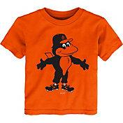 Gen2 Youth Toddler Baltimore Orioles Orange Mascot T-Shirt
