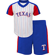Gen2 Youth Toddler Texas Rangers Blue Line Up Set