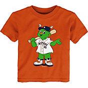 Gen2 Youth Toddler Houston Astros Orange Mascot T-Shirt