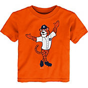 Gen2 Youth Toddler Detroit Tigers Orange Mascot T-Shirt