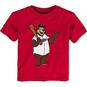 Gen2 Youth Toddler Minnesota Twins Red Mascot T-Shirt