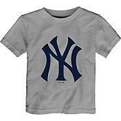 Gen2 Youth Toddler New York Yankees Grey Mascot T-Shirt