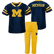 Outerstuff Toddler Michigan Wolverines Gold Training Camp Set