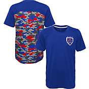Gen2 Youth Chicago Cubs Blue Ground Rule T-Shirt