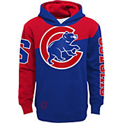 Outerstuff Youth Chicago Cubs Royal Slub Pullover Hoodie