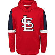 Gen2 Youth St. Louis Cardinals Red Base Up Pullover Hoodie