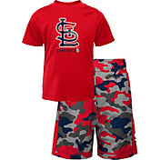 Gen2 Youth 4-7 St. Louis Cardinals Red Major Set