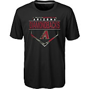 Gen2 Youth Arizona Diamondbacks Black Eat My Dust T-Shirt
