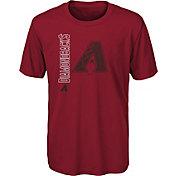 Gen2 Youth 4-7 Arizona Diamondbacks Red Double Header T-Shirt