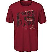 Gen2 Youth Arizona Diamondbacks Red Matrix T-Shirt