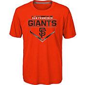 Gen2 Youth San Francisco Giants Orange Eat My Dust T-Shirt
