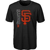 Gen2 Youth San Francisco Giants Black Double Header T-Shirt