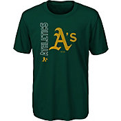 Gen2 Youth Oakland Athletics Green 4-7 Double Header T-Shirt